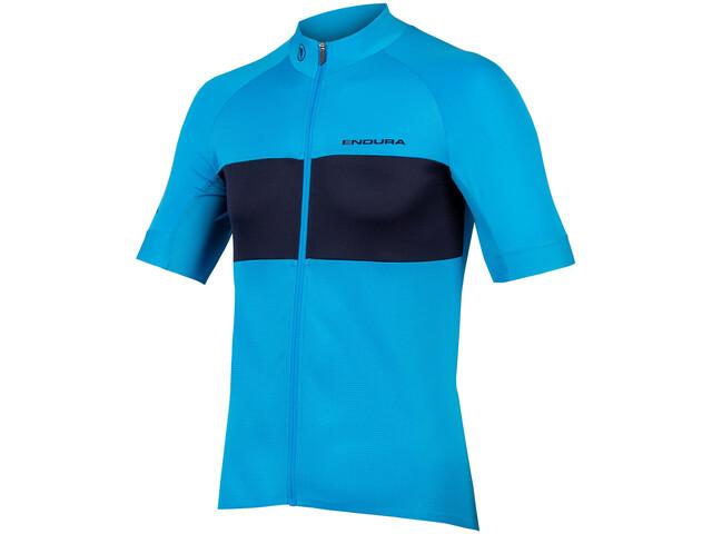 Endura FS260-Pro II SS Jersey Men neon blue
